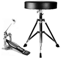 Mapex Tornado 200 Pedal and Throne Pack - Music Junkie