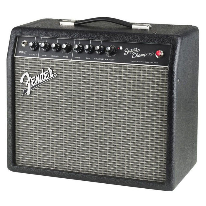 Fender Super Champ X2 Valve Amp - Music Junkie