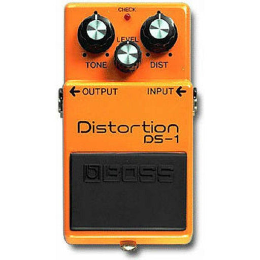 Boss DS-1 Distortion Pedal - Music Junkie
