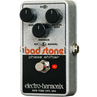 Electro Harmonix Bad Stone Phaser Effects Pedal - Music Junkie