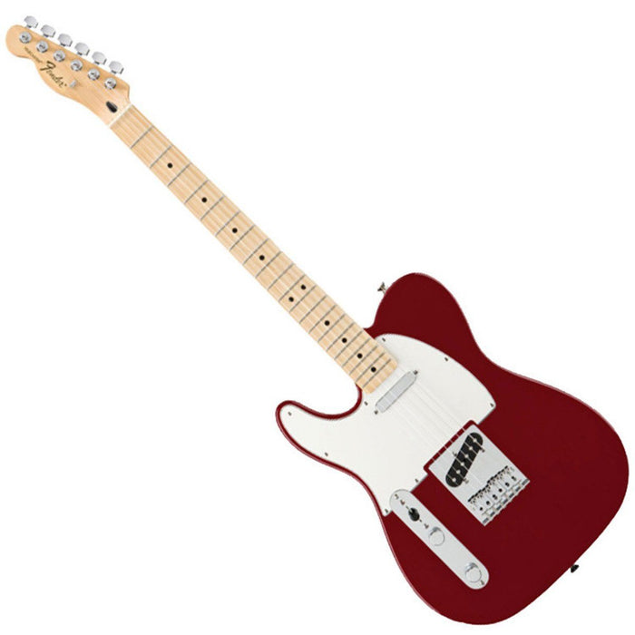 Fender Standard Telecaster Candy Apple Red MN LH - Music Junkie
