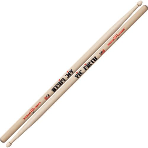 Vic Firth American Classic 7A Wood Tip Drumsticks - Music Junkie