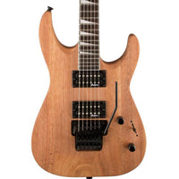 Jackson JS32 Dinky Arch Top Electric Guitar Natural Oil RW - Music Junkie