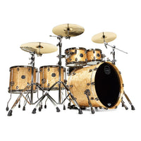 Mapex SV628XUB Saturn V Soundwave Twin Shell Pack Natural Maple - Music Junkie