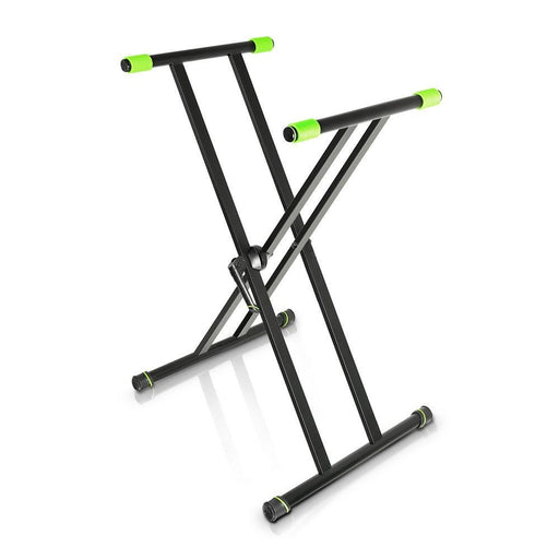 Gravity KSX2 Double Braced Keyboard Stand - Music Junkie