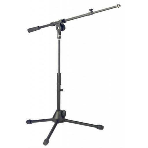 Stagg MIS-2004BK Half Height Boom Mic Stand - Music Junkie