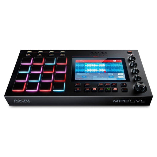 Akai MPC Live Performance and Production Sampler - Music Junkie