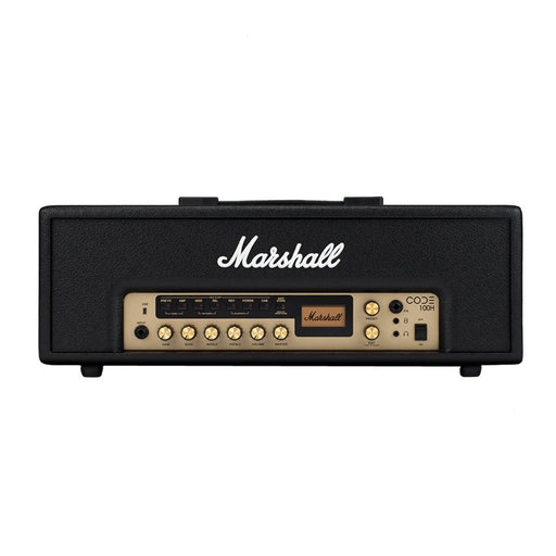 Marshall CODE100H Guitar Head - Music Junkie