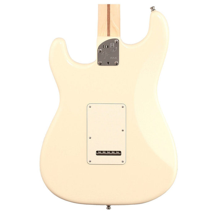 Fender Jeff Beck Stratocaster Olympic White RW - Music Junkie