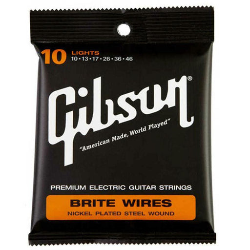 Gibson Brite Wires Electric Guitar Strings 10-46 - Music Junkie