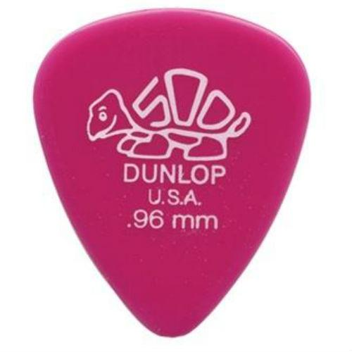 Dunlop Delrin 500 Standard .96mm Player Pack (12 Picks) - Music Junkie