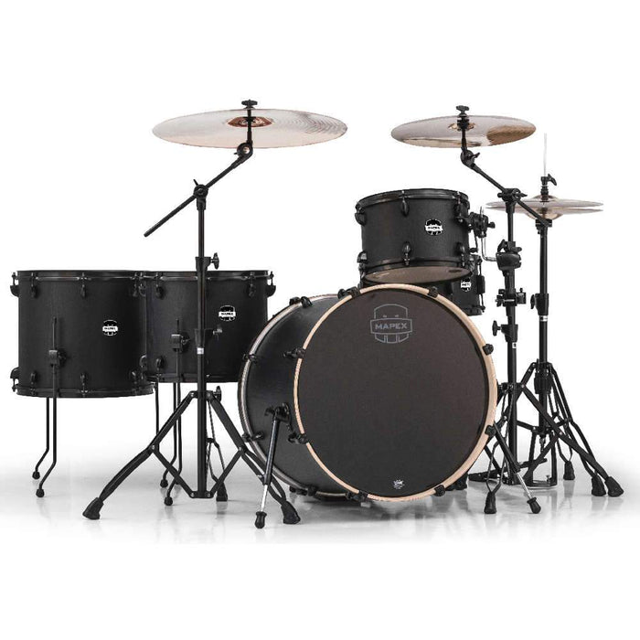 Mapex Mars MA528S Retro Fusion Shell Pack Nightwood - Music Junkie