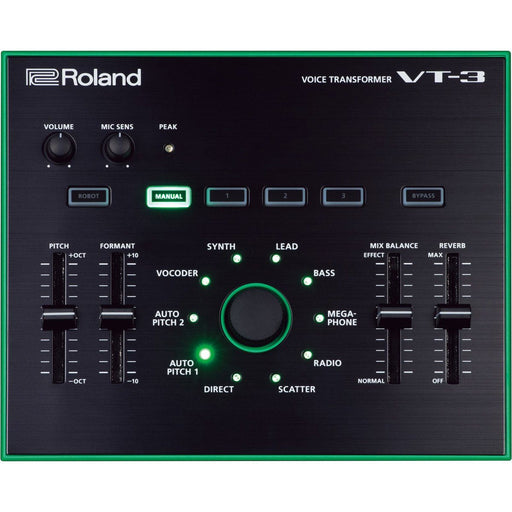 Roland VT-3 Vocal Transformer - Music Junkie