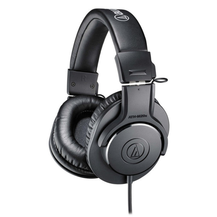 Audio Technica ATH-M20X Dynamic Headphones - Music Junkie