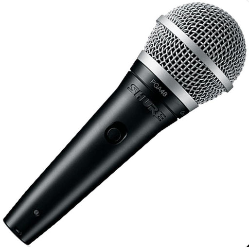 Shure PGA48 Cardiod Dynamic Vocal Microphone - Music Junkie