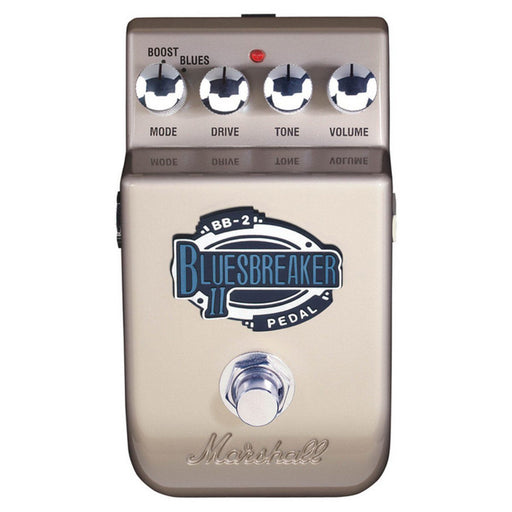 Marshall BB-2 Blues Overdrive Pedal - Music Junkie