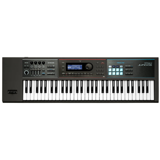 Roland Juno-DS61 61 Key Synthesizer Keyboard - Music Junkie