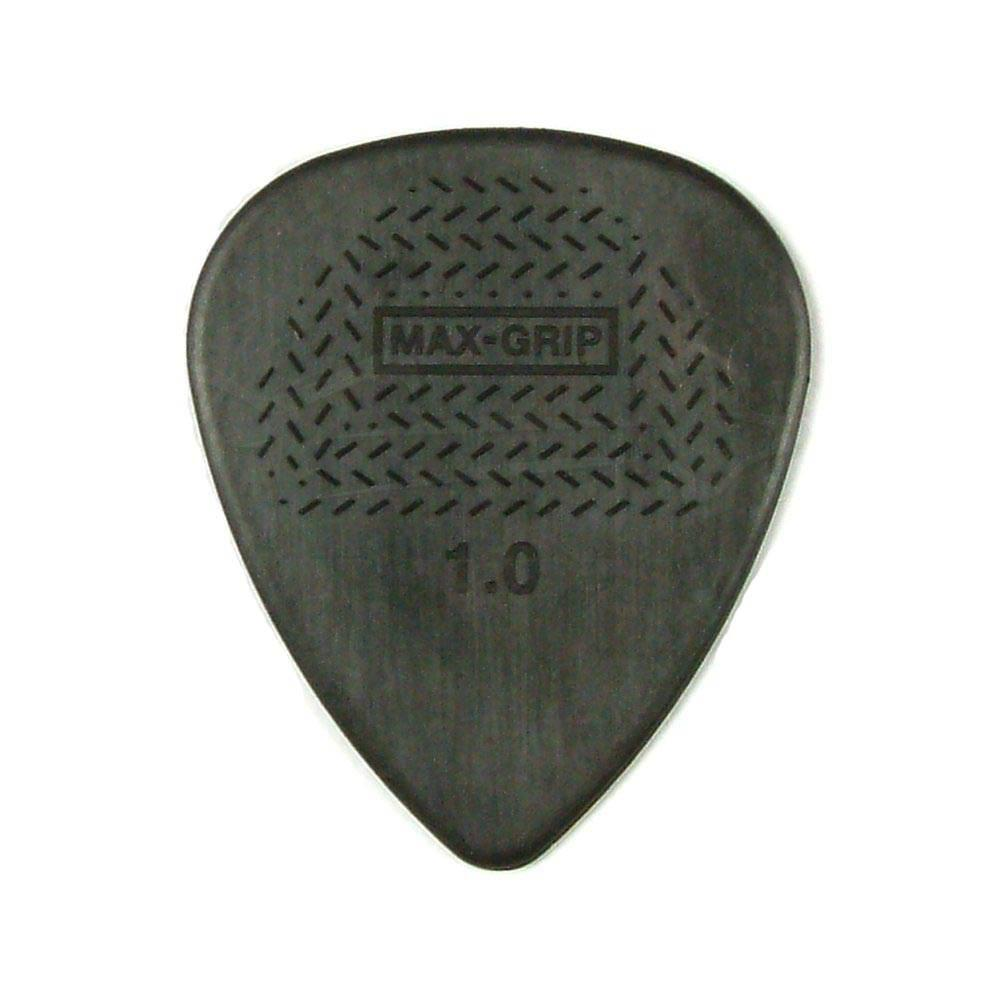 Dunlop Nylon Max Grip Standard 1.0mm Player Pack (12 Picks) - Music Junkie