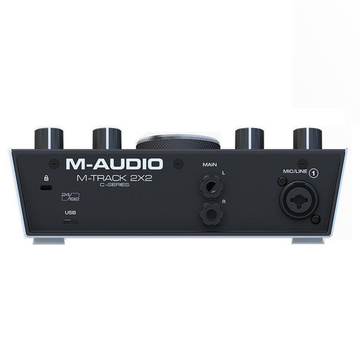 M-Audio M-Track 2x2 USB Audio Interface - Music Junkie