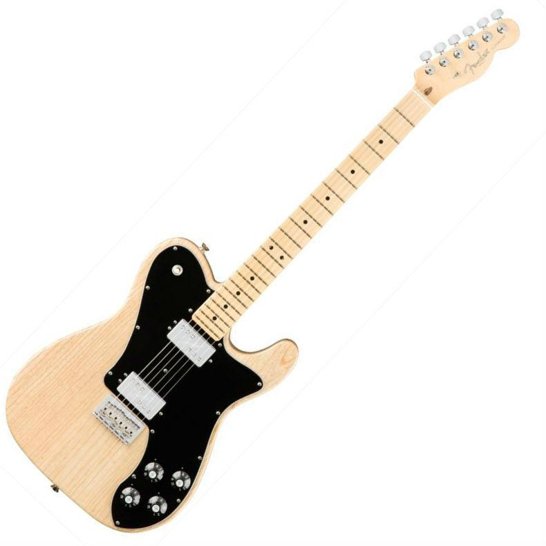 Fender American Pro Tele Deluxe Natural MN - Music Junkie