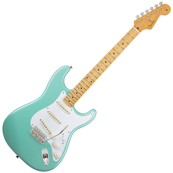 Fender Classic Series 50's Stratocaster Surf Green MN - Music Junkie