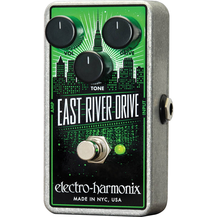 Electro Harmonix East River Drive Distortion Effects Pedal - Music Junkie