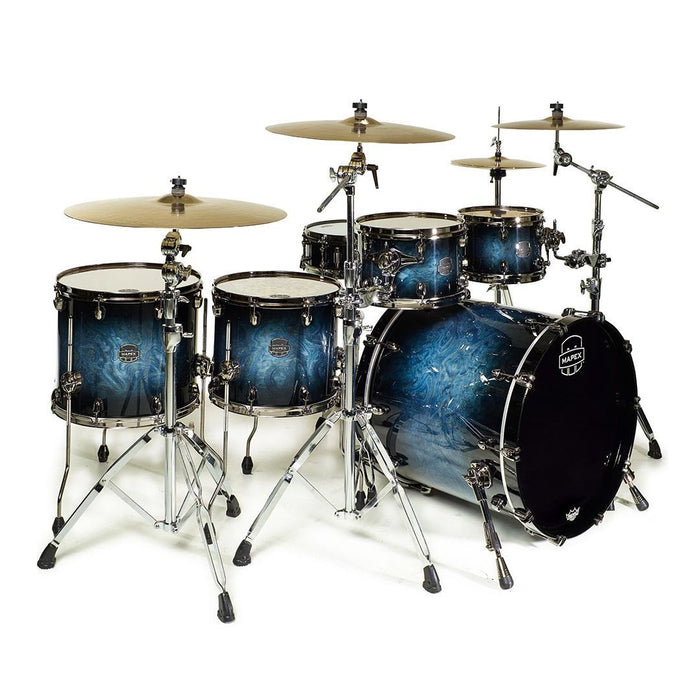 Mapex SV628XEB Saturn V Subwave Twin Shell Pack Deep Water Maple - Music Junkie
