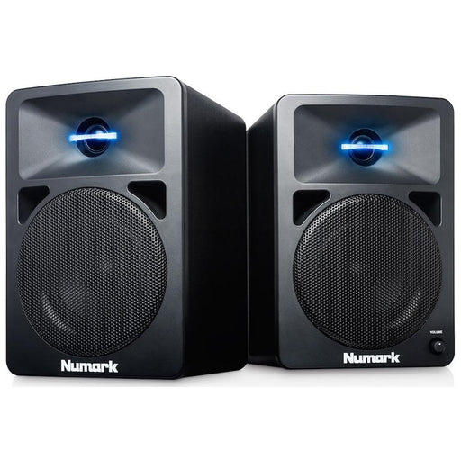 Numark N-Wave 360 Powered Desktop Monitors - Music Junkie