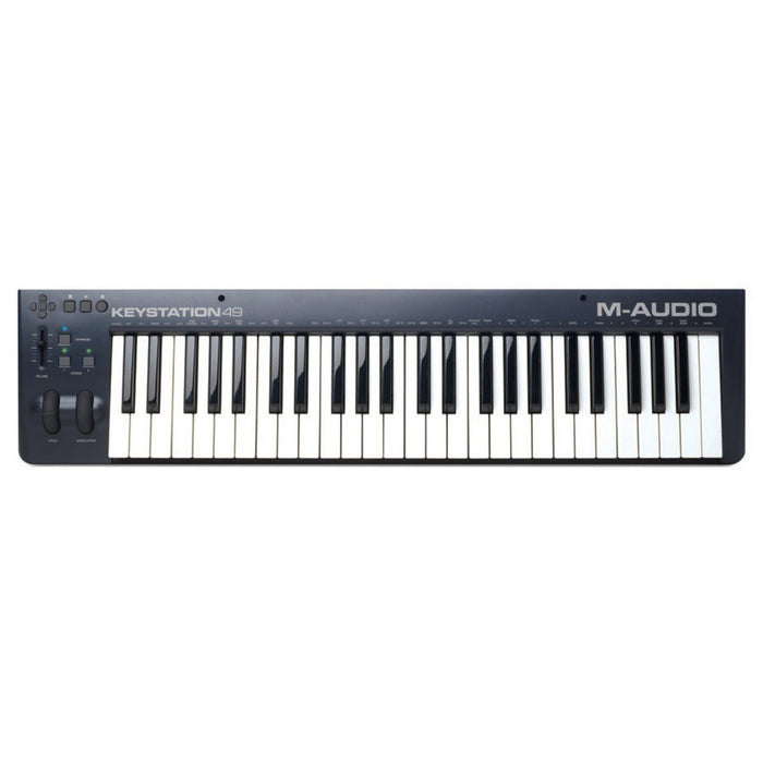 M-Audio Keystation 49 MKII USB/Midi Keyboard Controller - Music Junkie