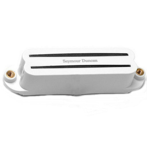 Seymour Duncan SHR-1N Hot Rails Strat Neck Pickup White - Music Junkie