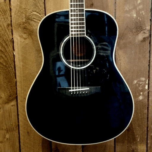 Image of Yamaha LL6 Acoustic Guitar in Black