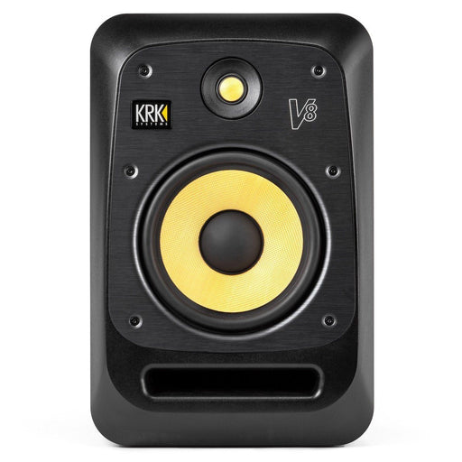 KRK V8S4 Active Studio Monitor (Single) - Music Junkie