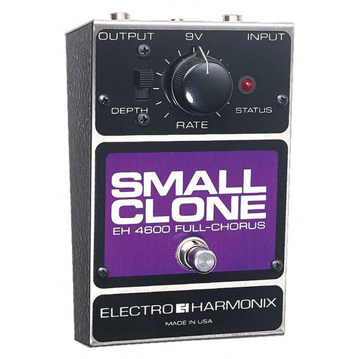 Electro Harmonix Small Clone Chorus Effects Pedal - Music Junkie