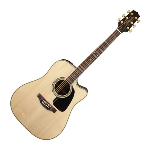 Takamine GD51CE-NAT Dreadnought Electro Acoustic Guitar Natural - Music Junkie