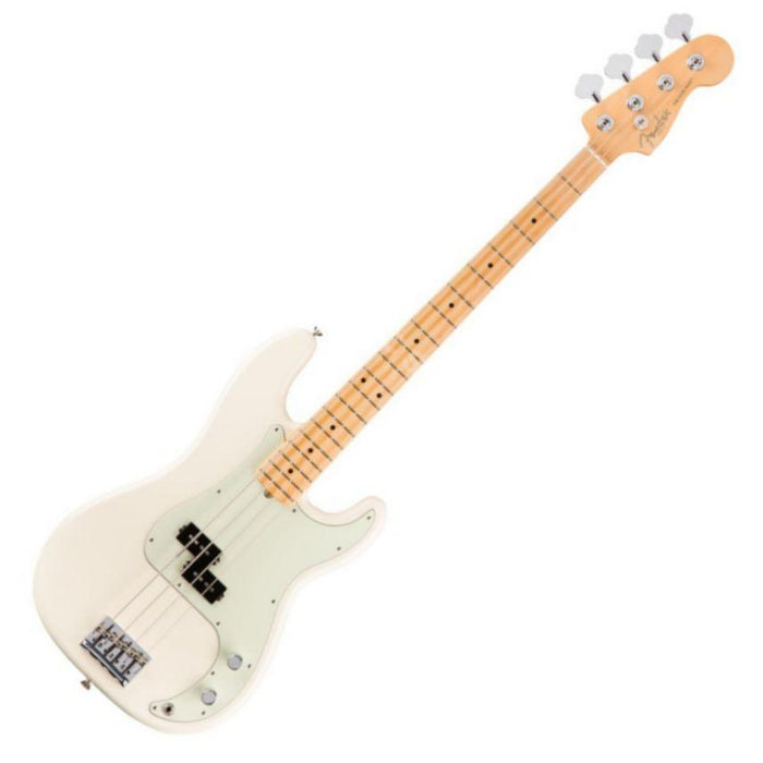 Fender American Pro P-Bass Olympic White MN - Music Junkie