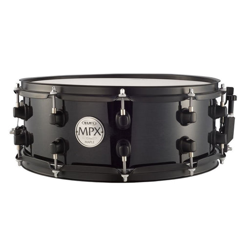 Mapex 14x5.5 Snare Drum Maple Shell Midnight Black - Music Junkie