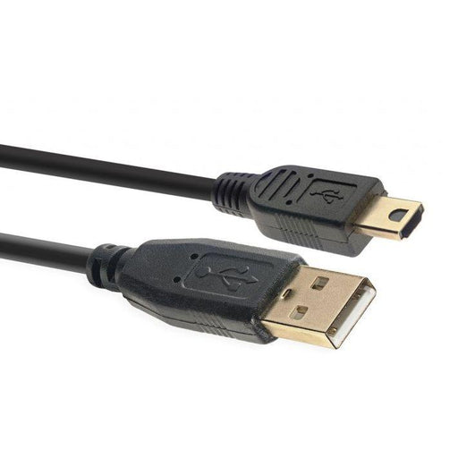 Stagg Professional NCC1.5UAUNA 5ft Standard USB Cable A-Mini A - Music Junkie