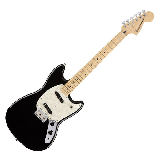 Fender Mustang Black Maple Neck - Music Junkie
