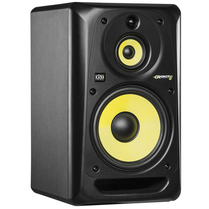 KRK Rokit RP10-3 Active Studio Monitor (Single) - Music Junkie