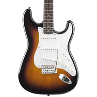 Squier Affinity Stratocaster Brown Sunburst Rosewood - Music Junkie