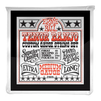 Ernie Ball Tenor Medium Banjo Strings - Music Junkie