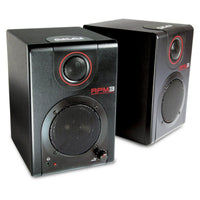 Akai RPM3 Active Studio Monitors with USB Audio Interface - Music Junkie