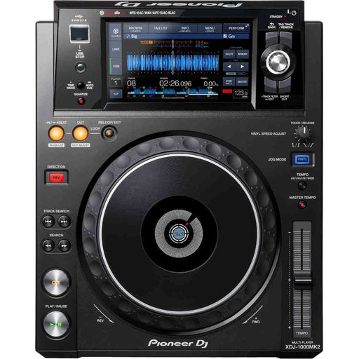 Pioneer XDJ-1000 MKII USB Media Player - Music Junkie
