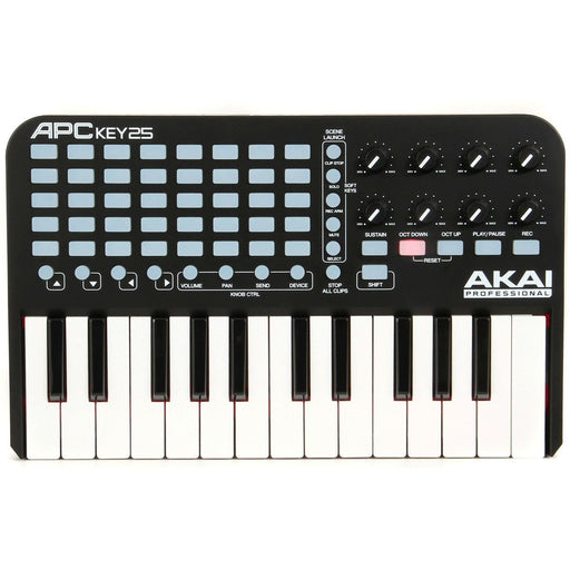 Akai APC Key 25 Ableton Performance Controller Keyboard - Music Junkie