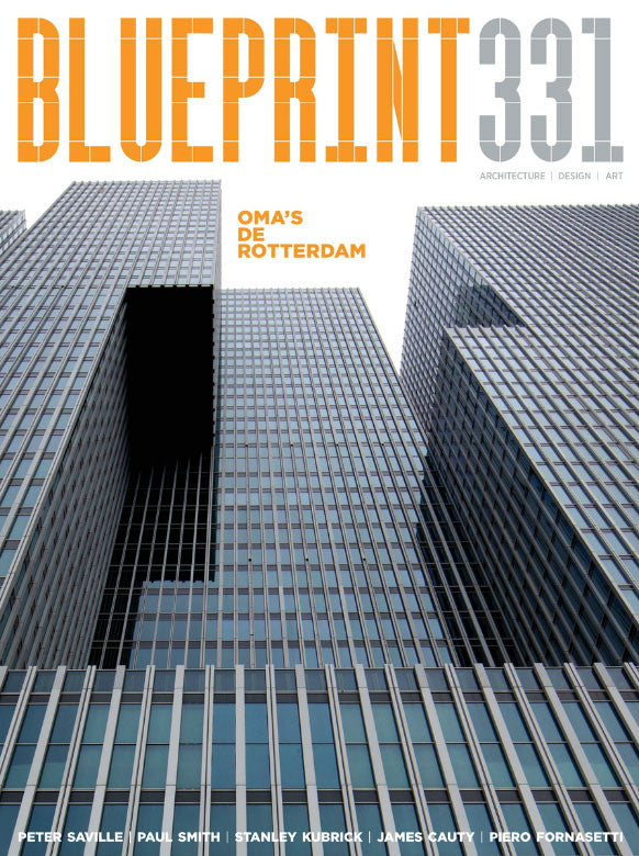 Blueprint Magazine Issue 331