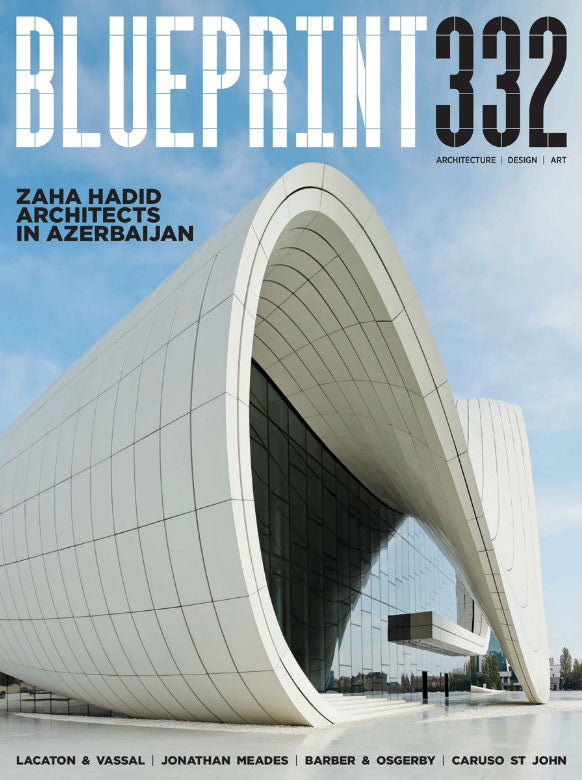 Blueprint Magazine Issue 332