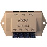 Indoor ADSL2+ and VDSL2 POTS Splitter