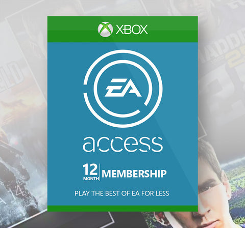 EA ACCESS 12 Months Account
