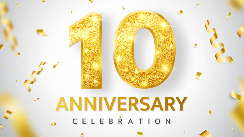 Celebrating Our 10 Year Anniversary Nationwide Trailer Parts Ltd