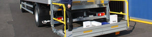 Del Tail Lift Parts > Platform Flags & Safety Labels